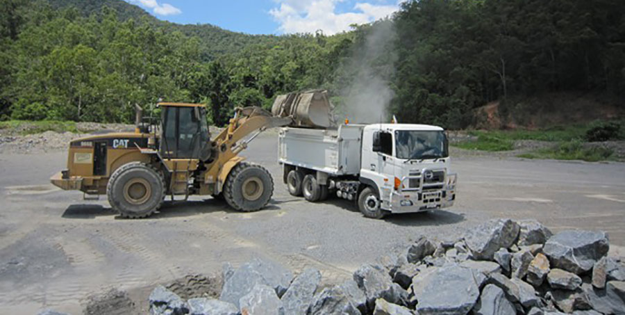 rock seawall contractors queensland