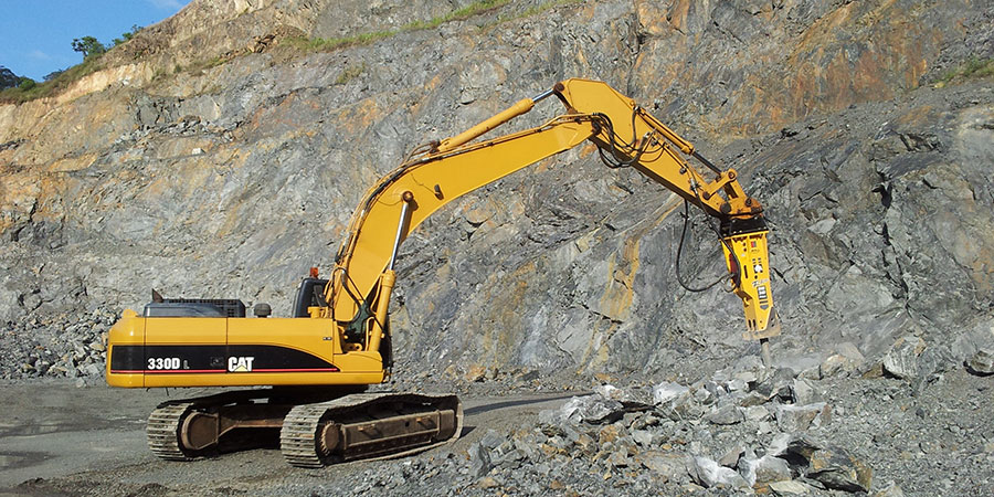 rock drilling services