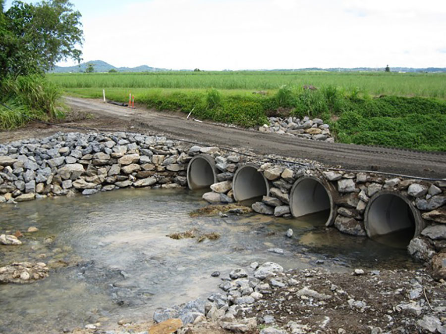 cairns stormwater drainage